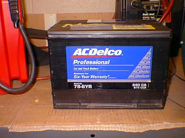Ac Delco Battery Warranty >> Warranty What Warranty Mark Giammalvo